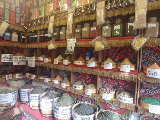 Reef Oasis Blue Bay Resort : Spices shop