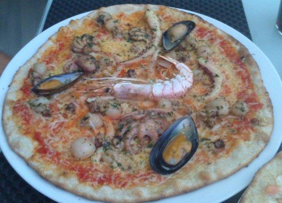 L'Escenari de Pizzes : Frutti di Mare