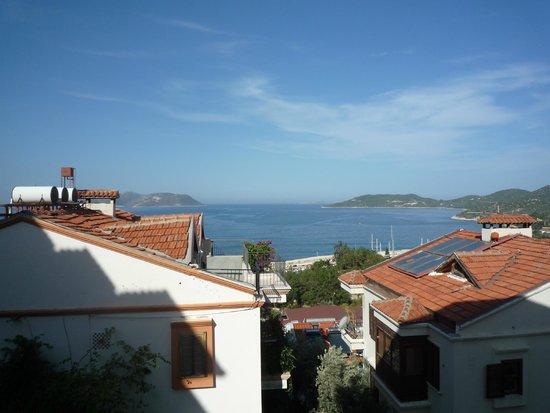Hotel Begonvil : Aussicht vom Balkon