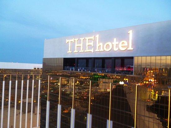 Mix - Las Vegas: la vue du balcon