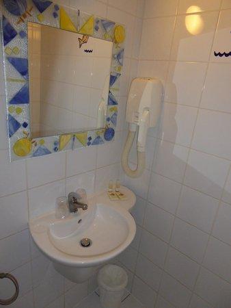 Hotel L'Esterel: Bagno