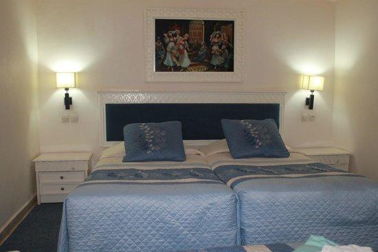 Hotel Le Riad: chambre
