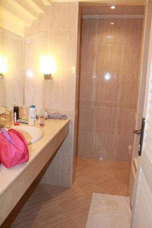 Hotel Le Riad: Salle de bains