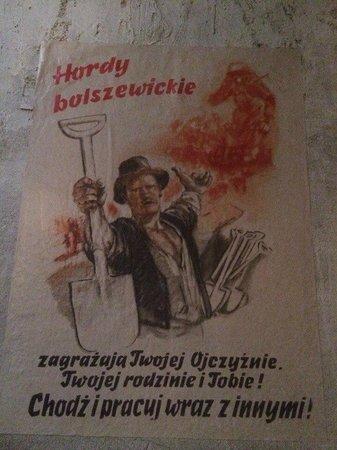 Usine d'Oskar Schindler : One of the posters
