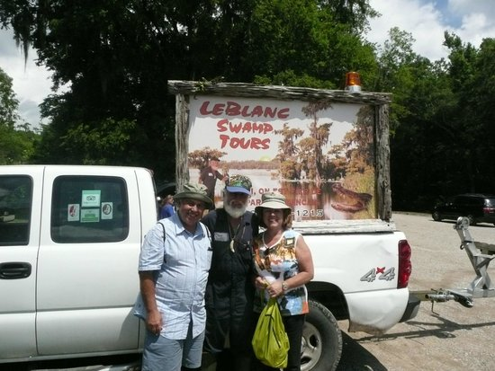 LeBlanc Swamp Tours : au retour