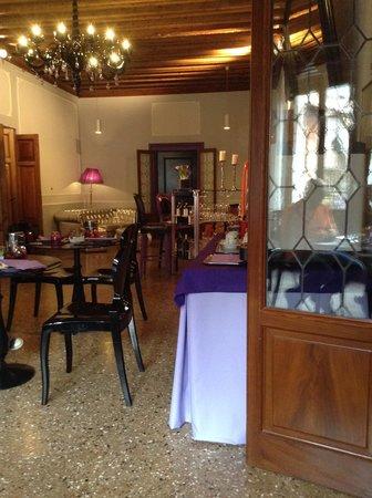 AD Place Venice : Breakfast room