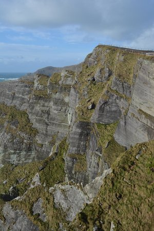Kerry Cliffs: love it