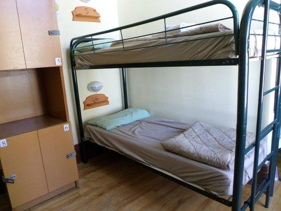 Hi-Quebec, Auberge Internationale de Quebec: Dormitory (8 beds)