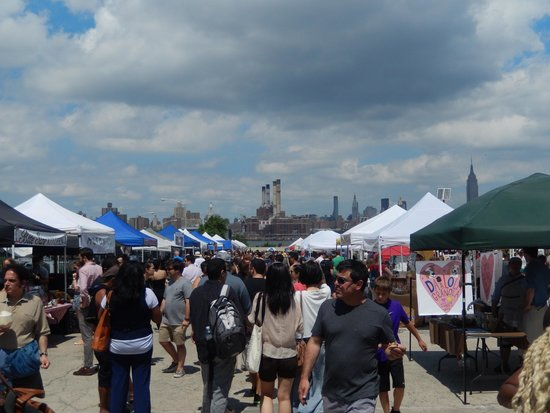 Williamsburg Smorgasburg: Vendors