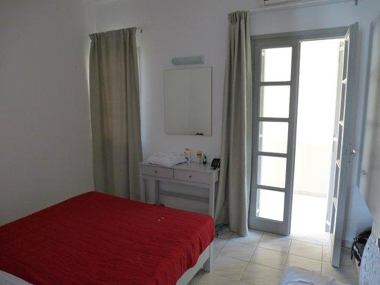 Elounda Garden Suites : our bedroom