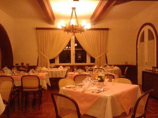 Hotel Toriba : Restaurante