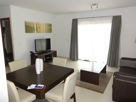 Melia Tortuga Beach Resort & Spa : Junior Suite