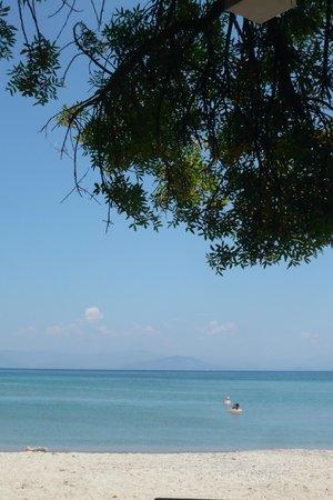 Caldera : Вид на море