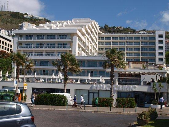 Melia Madeira Mare Resort & Spa: vue generale hotel