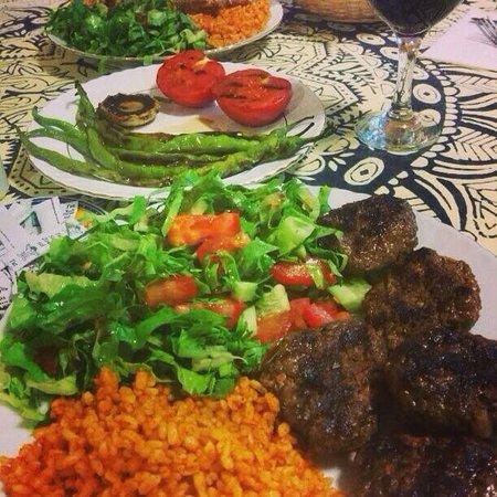 Ristorante da Mustafa : Kofte and Sis Tawuk....