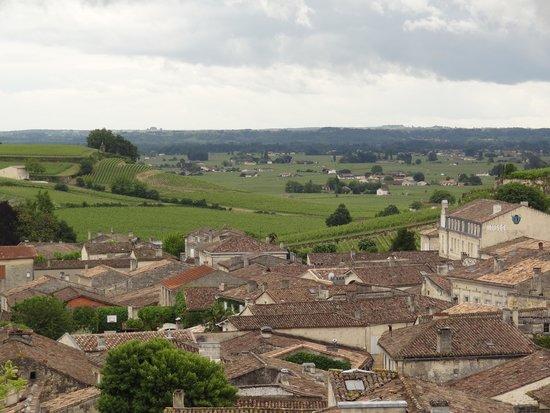 Rendez-vous au Chateau : St Emillion