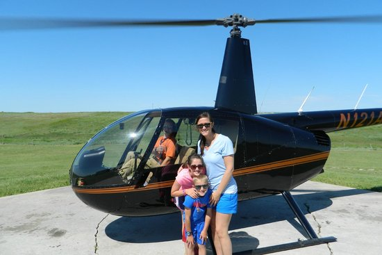 Black Hills Aerial Adventures: Badlands Tour