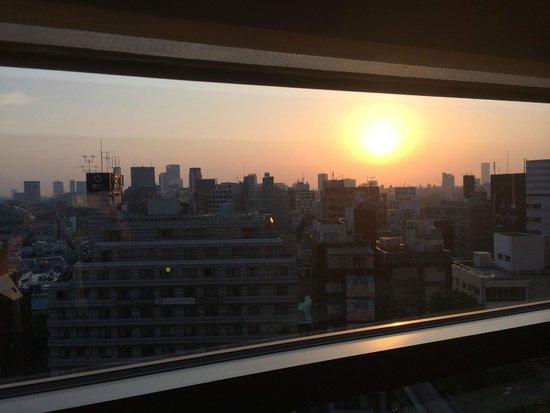Grand Hyatt Tokyo: Bedroom sight