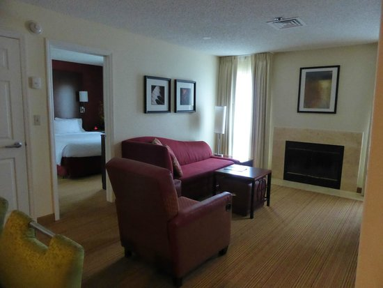 Residence Inn Nashville Brentwood : 2-bedroom suite