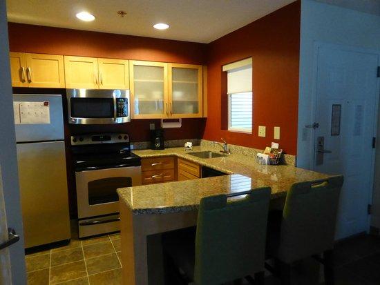 Residence Inn Nashville Brentwood: 2-bedroom suite