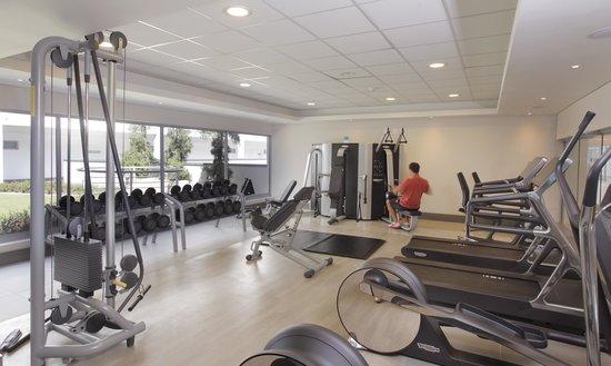 The Capital Empire: Fitness Room