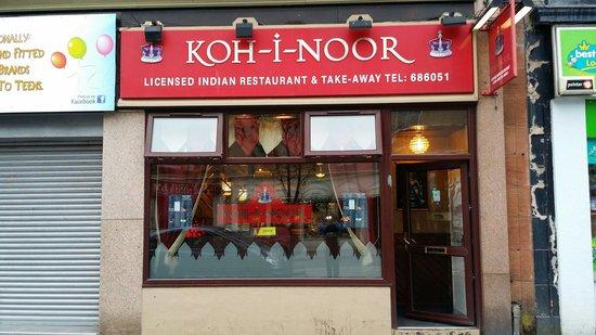 Indian Restaurants Largs