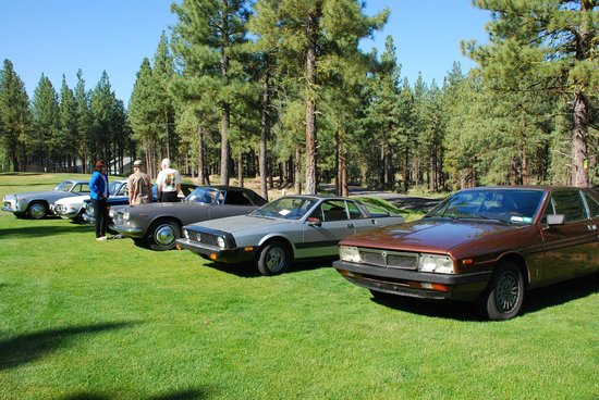 Chalet View Lodge : American Lancia Club Reunion 2014
