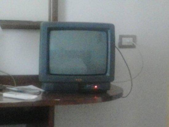 Relais Le Magnolie: Modernissimo Tv