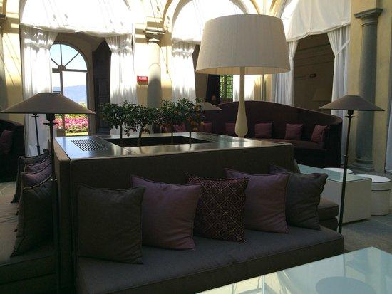 Villa Le Maschere: Lobby