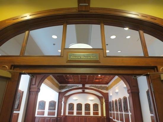 Georgetown University: university