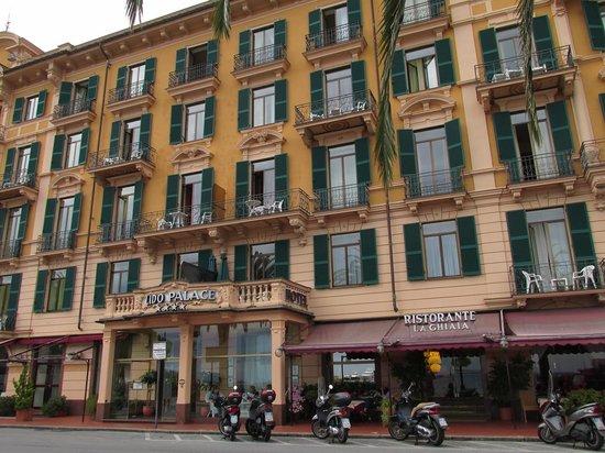 Lido Palace Hotel : hotel