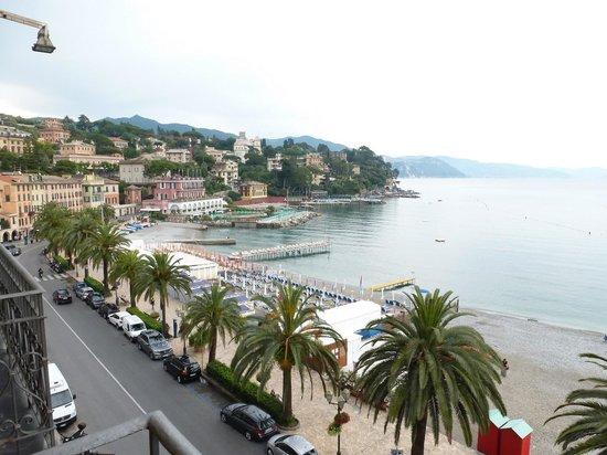 Lido Palace Hotel : vista