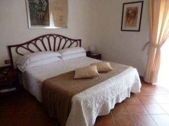 Lido Palace Hotel: camera