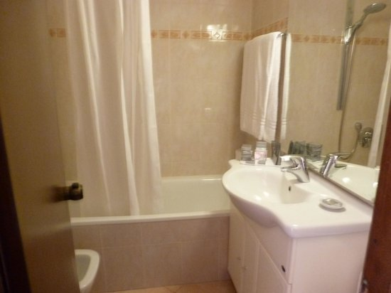 Lido Palace Hotel: bagno