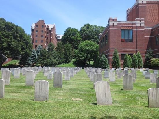 Georgetown University: campus