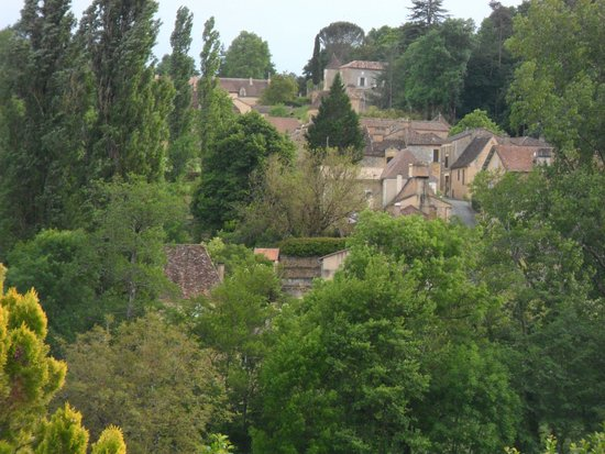 Montferrand du Perigord, Frankrijk: Medieval Village