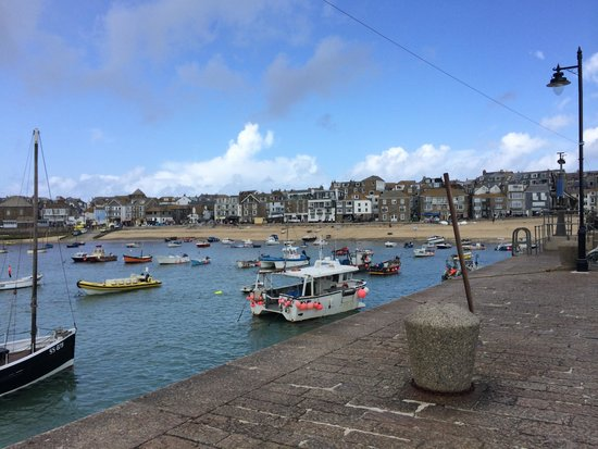 Green Apple Bed & Breakfast: St Ives Harbour
