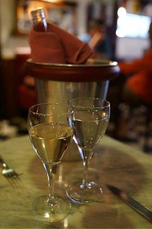 Le Bistrot Lyonnais : 白葡萄酒