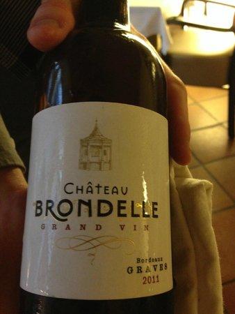 Le Davoli : le vin du repas