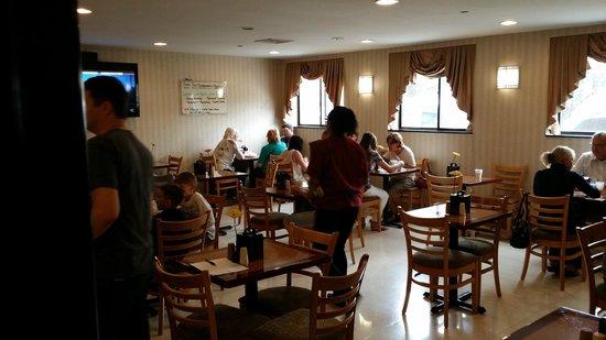 Verve Hotel, An Ascend Collection: la sala colazione