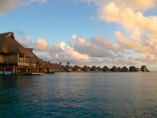 Conrad Bora Bora Nui : The 300 Rooms