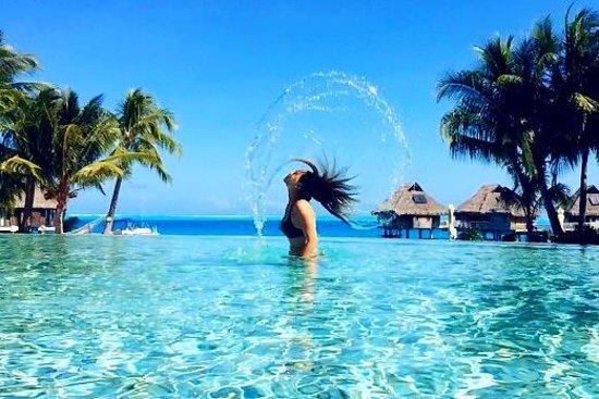Conrad Bora Bora Nui : I love Hilton : )
