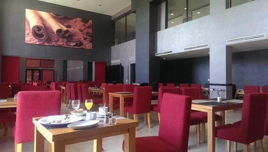 Hotel Rawabi Marrakech & Spa : breakfast, lunch and dinner room