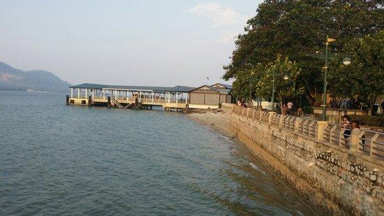 Lumut Water front : Lumut Waterfront