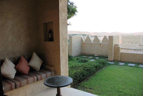 Qasr Al Sarab Desert Resort by Anantara: our little get away