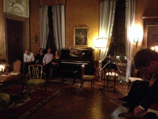 Musica A Palazzo : Act two