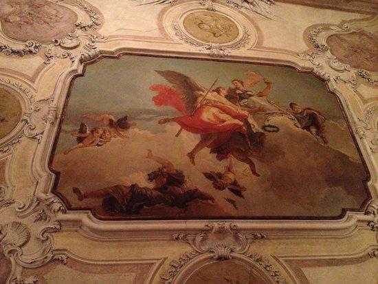 Musica A Palazzo : The decor