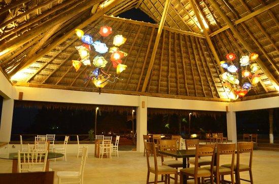 Mia Reef Isla Mujeres : Restaurant