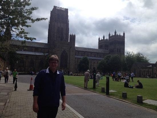 Cathédrale de Durham : imponerende