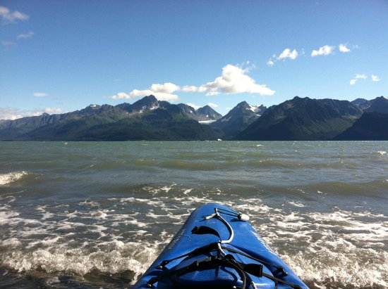 Kayak Adventures Worldwide : Seward Kayak Trip